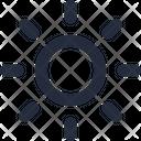 General Sun Icon