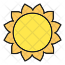 Sun Summer Weather Icon