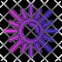 Day Summer Sun Icon Icon