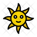 Sun Summer Shine Icon