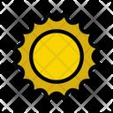 Sun Shine Summer Icon