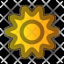 Sun Summer Spring Icon