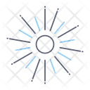 Sun Weather Climate Icon