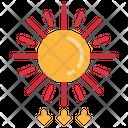 Uv Solar Planet Icon