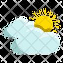Sun Sunny Forecast Icon