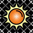 Sun Sunlight Hot Icon