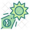 Sun Astronomy Universe Icon