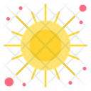 Sun Sunshine Weather Icon