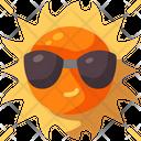 Sun Summer Sunny Icon