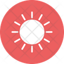 Weather Summer Sunny Icon