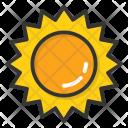 Sun Morning Summer Icon