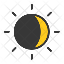 Sun Weather Eclipse Icon