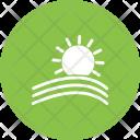 Sun Sunrise Icon