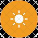 Web Sunshine Sunlight Icon