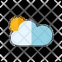 Partially Cloudy Icon