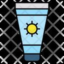 Sun Bloack Block Protection Icon
