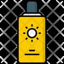 Sun Block Athing Block Icon