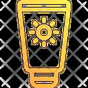 Sun Block Icon