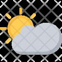 Sun Cloud Agent Icon