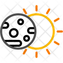 Sun Earth Icon
