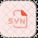 Sun File Icon