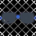 Accessory Eyeglass Sunglass Icon