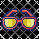 Sun Glasses Specs Shades Icon