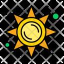 Sun Light Icon