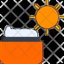 Sun Lotion Cream Sun Cream Icon