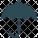 Canopy Rain Protection Sun Protection Icon