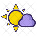Cloud Fresh Light Icon