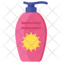 Sunblock Sunscreen Lotion Sunscreen Icon