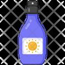 Sun Cream Sunblock Sun Lotion Icon
