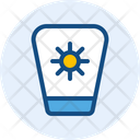 Sunblock Sunscreen Sunblock Cream Icon