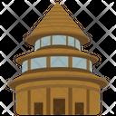 Suncast Octagon Cedar Cupola Icon