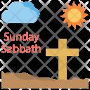 Sunday Sabbath Icon