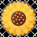 Helianthus Sunflower Flower Icon