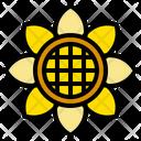 Sun Flower Sunflower Icon