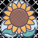 Flower Farm Nature Icon
