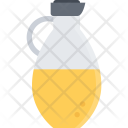 Sunflower oil Icon