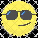 Sunglasses Hero Dashing Icon