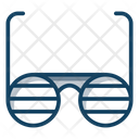 Shades Eyewear Goggles Icon