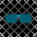 Sunglasses Lens Eyeglasses Icon