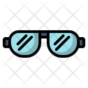 Beach Essentials Glasses Icon