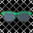 Eyes Eyeglass Eyeglasses Icon
