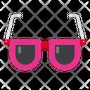Sunglasses Vacation Travel Icon