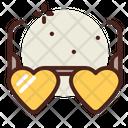 Sunglasses Love Sunglass Icon