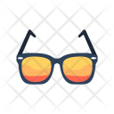 Sunglasses Beach Vacation Icon