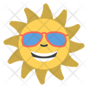 Sunglasses Sun Icon
