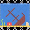 Sunken Ship Bottom Icon